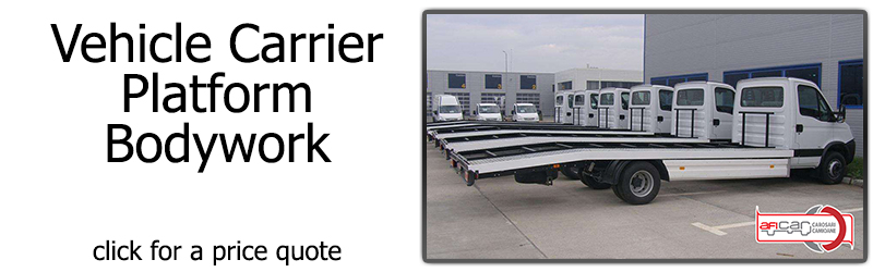 04 - vehicle carrier platform bodywork