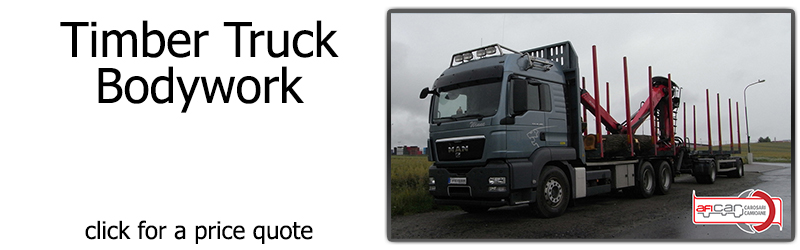 17 - Timber truck